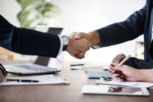 Trusted advisor handshake